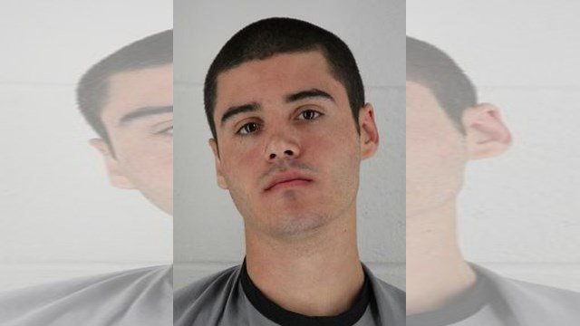 Michael Christopher Bickley is accused of providing prescription drugs that led to a man's death. (Johnson County Jail)