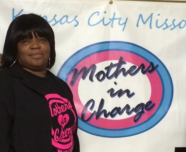 Rosilyn Temple, the founder of KC Mothers in Charge, is usually one of the first people who arrive on the scene of a homicide. (KCTV5)