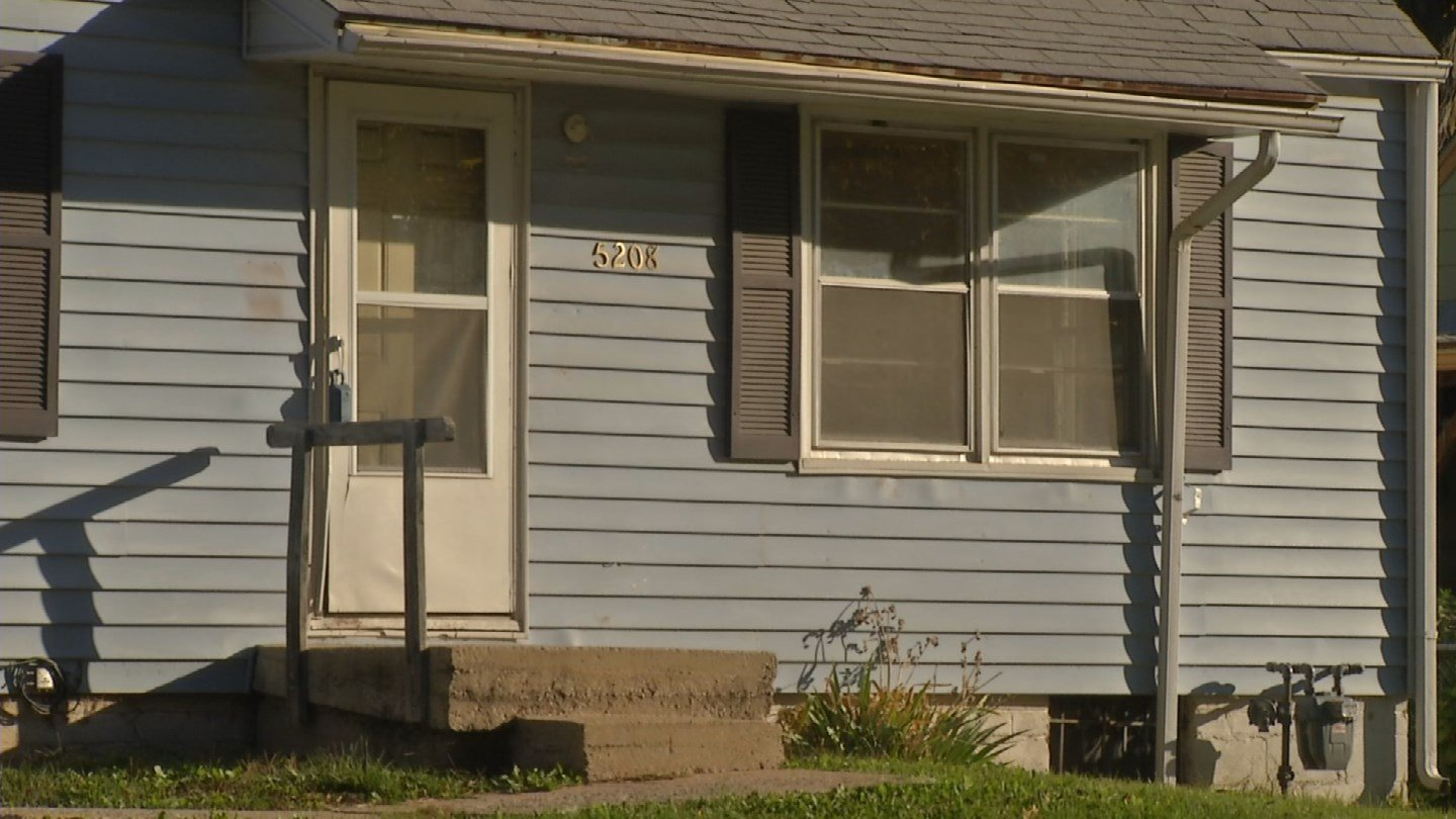 The cottage home on East 40th Terrace in Kansas City finally sold on Tuesday. (KCTV5)
