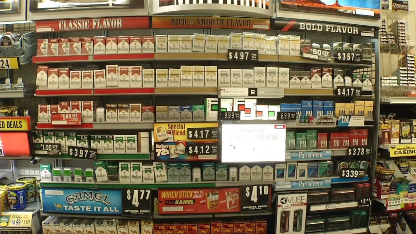 On Monday, the city council approved an amendment to decrease the maximum number of tobacco stores and convenience stores that do not sell fuel from the currently allowed 14 to seven.(KCTV5)