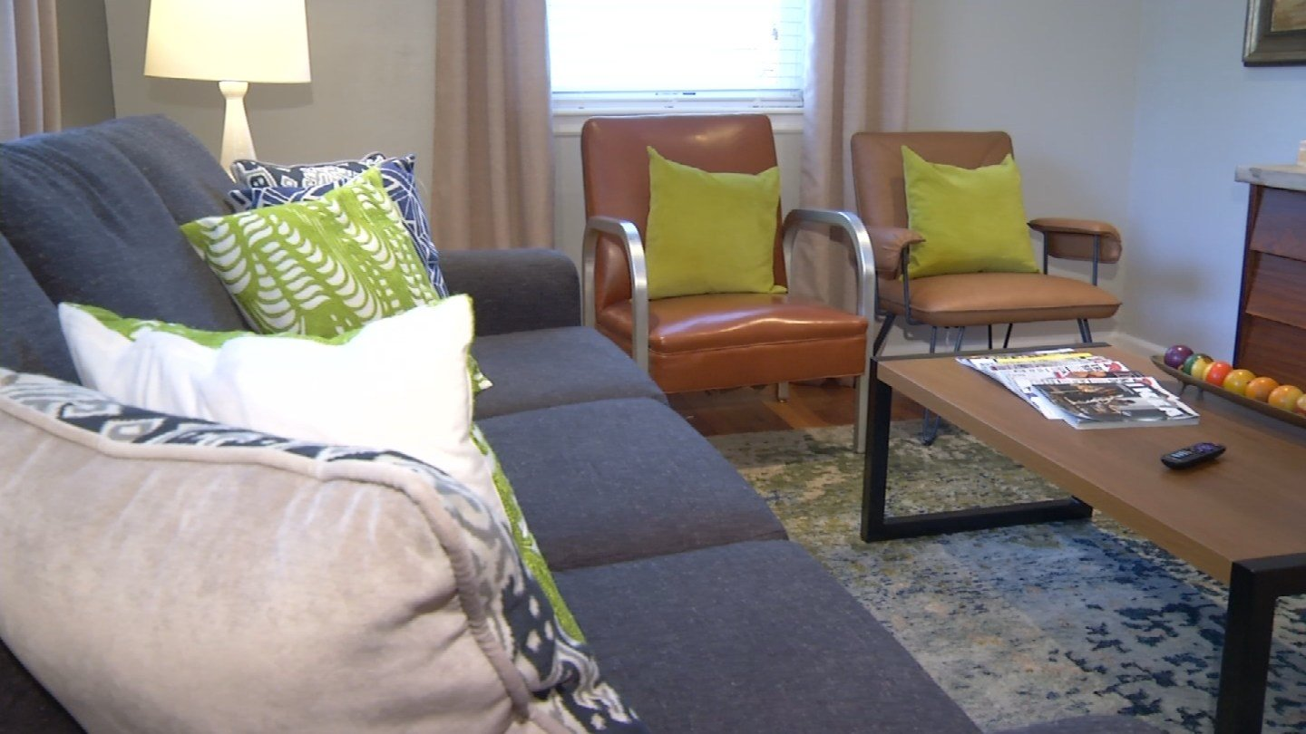 Airbnb hosts open up their home to complete strangers. For many, meeting new people from different backgrounds is part of the appeal. (KCTV5)