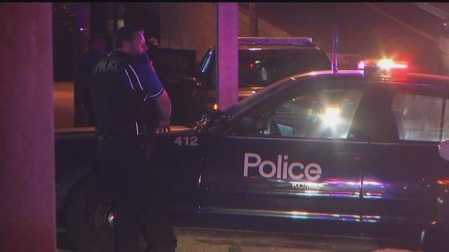 Officers discovered the woman inside a car in the area. She is expected to survive the shooting. (KCTV5)