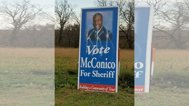 Leroy McConico has had an impressive career in law enforcement. The current Parker, KS police chief is now running for the sheriff of Linn County. (Submitted)