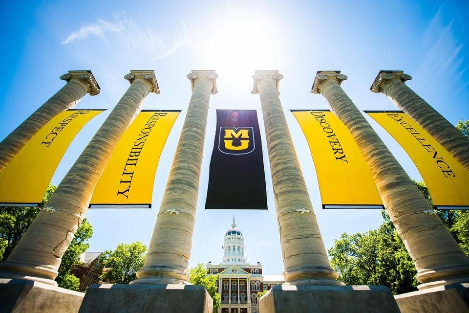 The University of Missouri says four students have confirmed cases of mumps and five other students are being tested. (Mizzou/Facebook)