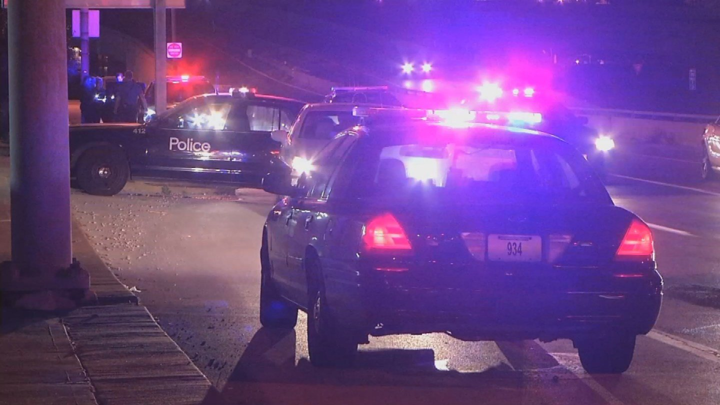 Police are investigating after a woman claims she was shot in the chest while driving, but now investigators believe there may be much more to the story.(KCTV5)