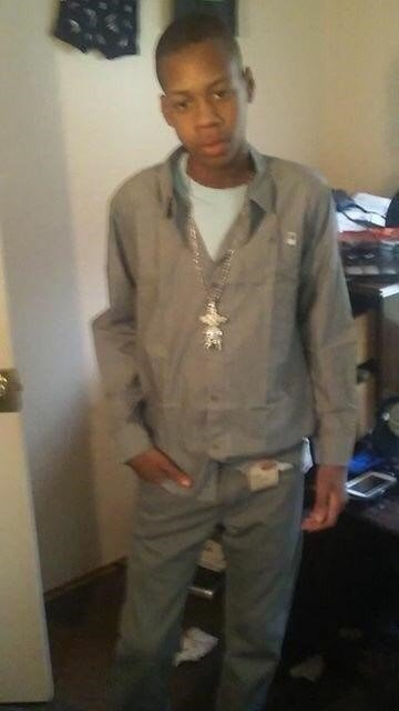 Kelechi V. Lewis was last seen about 9:30 a.m. Friday in the area of 3600 E. Linwood Boulevard. (KCPD)