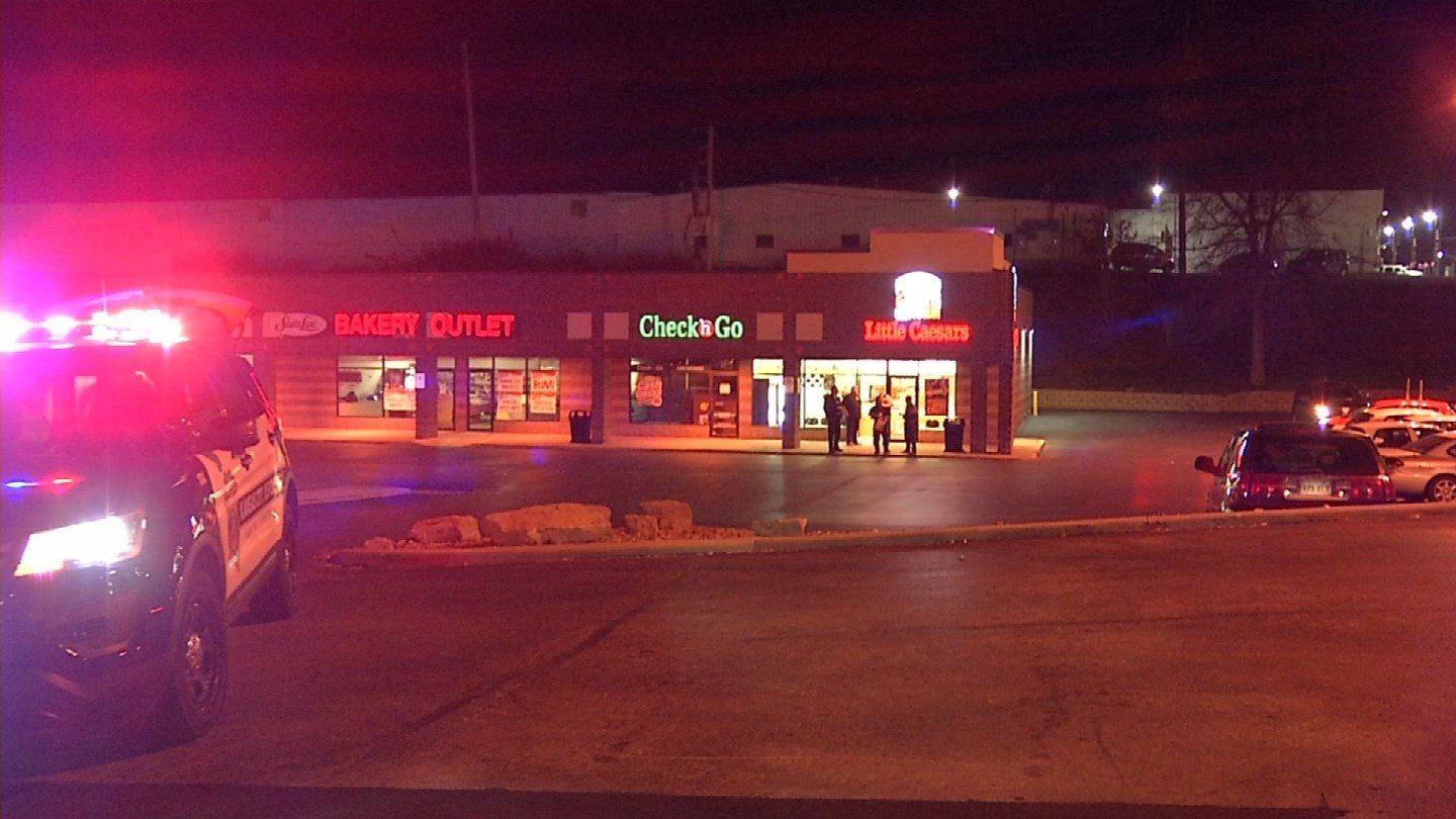 A boy nearly 2 years old was accidentally shot and killed, according to police, on Friday night outside a pizza shop. (KCTV)