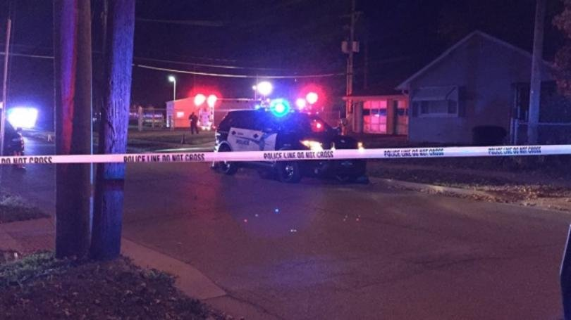 A detective was shot in Topeka on Saturday evening. (WIBW)