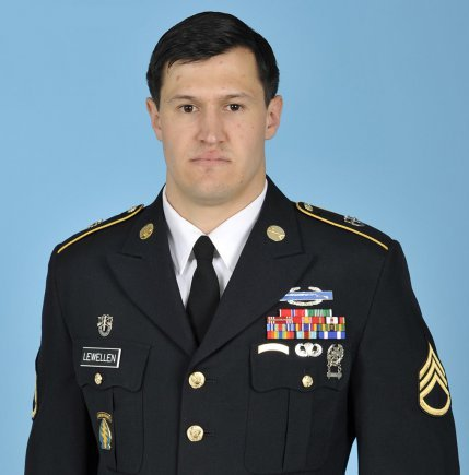 Staff Sgt. Matthew C. Lewellen (Photo Credit: U.S. Army)