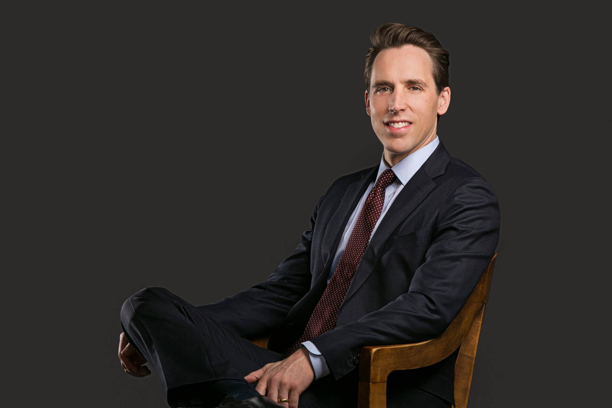Republican lawyer and University ofMissouriassociate law professor Josh Hawley has been elected as the state's next attorney general. (Josh Hawley/Facebook)