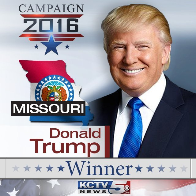 Missouri went for DonaldTrumpalthough most voters believe the billionaire lacks the temperament for the presidency and is dishonest, according to exit poll results conducted for The Associated Press on Tuesday. (KCTV5)