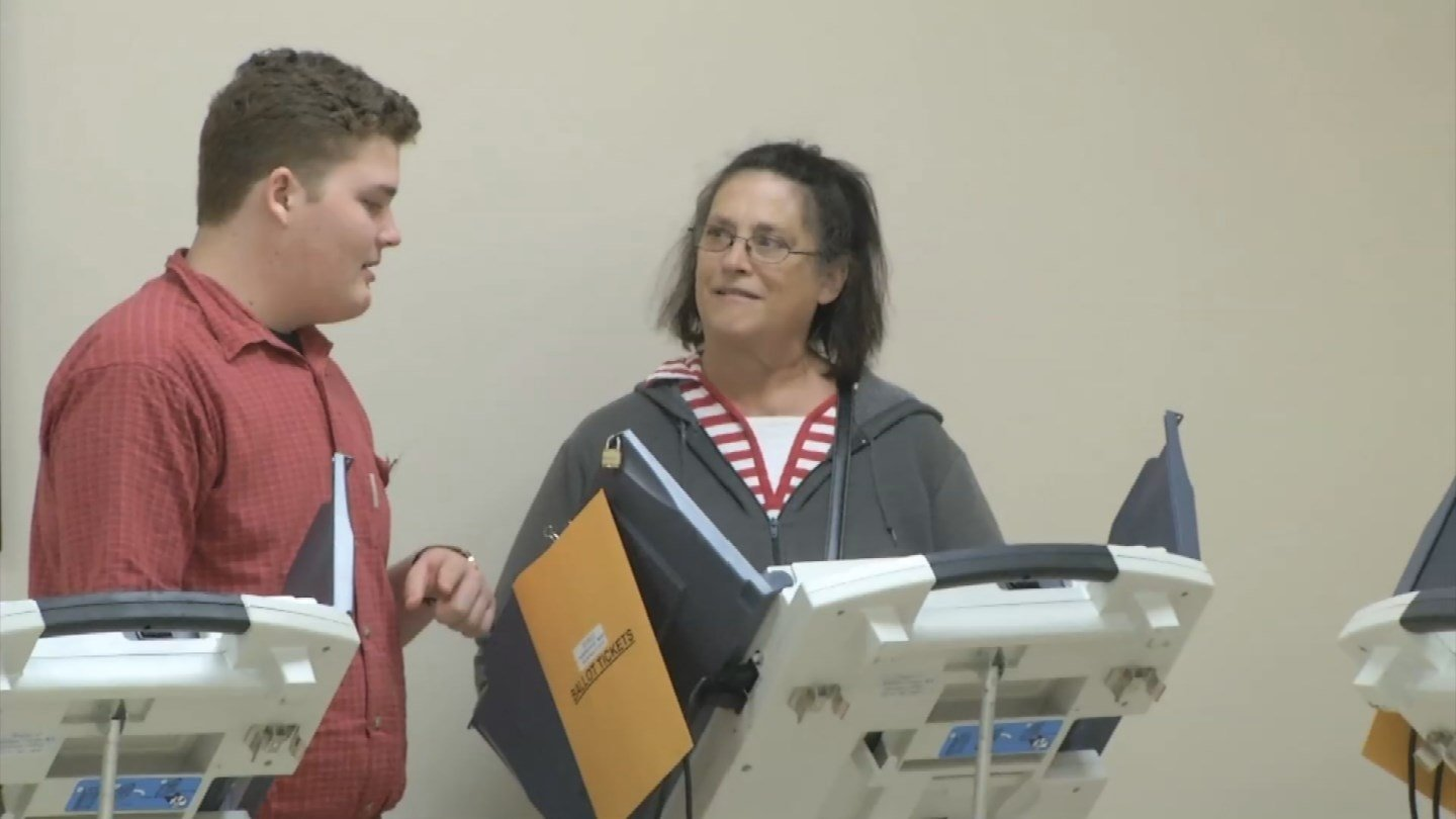The unofficial final election results are finally in for Johnson County after some technical problems had election officials working through the night. (KCTV5)