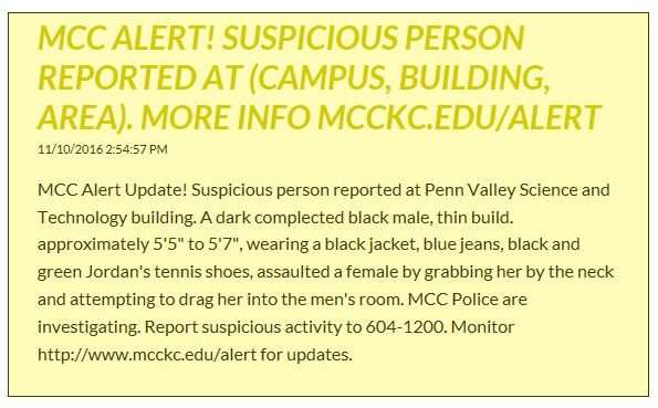 If you know anything about this incident, please contact police. (MCC)