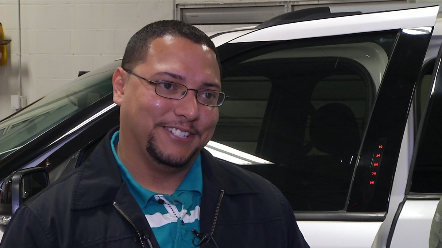 """Everything was a surprise,"" veteran Randy Ramirez said. (KCTV5)"
