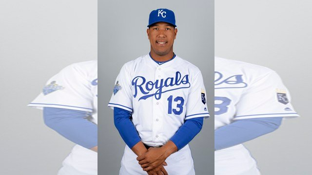 Perez is now the first Royals backstop to win a Silver Slugger Award. (Louisville Slugger)