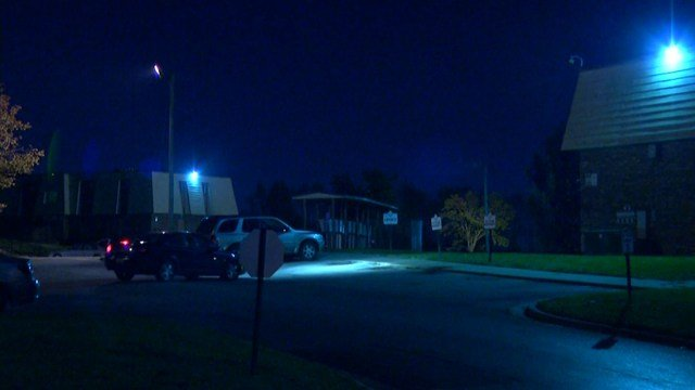 When officers arrived at the scene they found a black male, in his 20s, shot outside an apartment complex. (KCTV5)