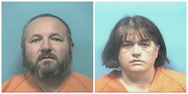 Richard and Cynthia Kelly are being held in the Shelby County Jail with bond set at $1 million each. (Shelby County Jail)