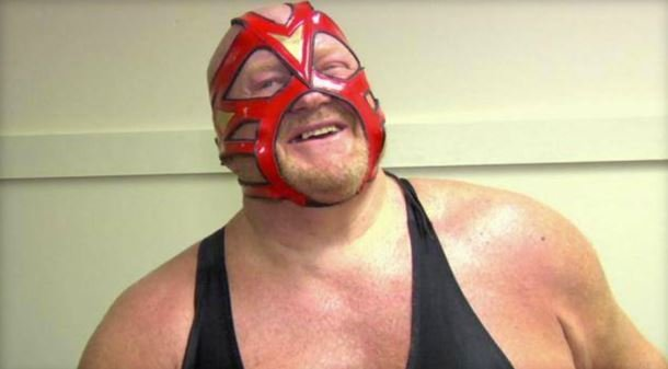 Former pro wrestler and NFL lineman Big Van Vader has announced that doctors have told him he has just two years to live due to congestive heart failure. (Twitter/@ITSVADERTIME)
