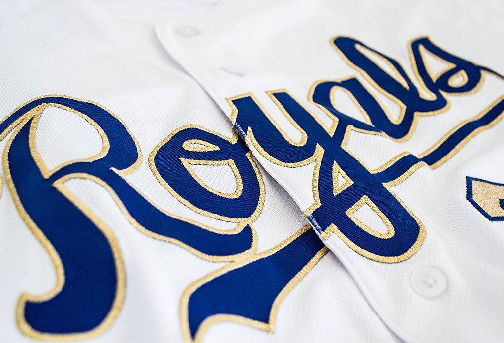 The Royals will debut the jerseys and caps on Friday, April 14 when they host the Los Angeles Angels of Anaheim. (Kansas City Royals)