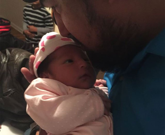 Wichita Police Chief Gordon Ramsay said baby Sophia was found alive after authorities executed a search warrant before dawn at a Dallas home. (Wichita Police Department/Facebook)