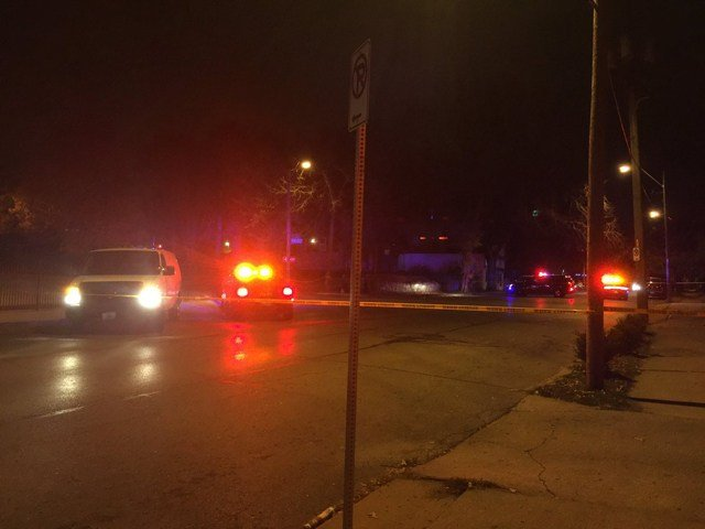 A man has died after a shooting in Kansas City Tuesday morning. (KCTV5/Nate Nottage-Tacey)
