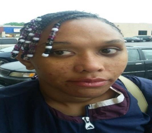 Kanni Lyng-Charles, 22, has been missing since last weekend. (KCK Police)