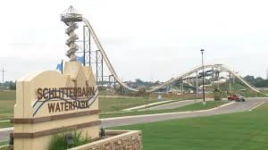 The Verruckt Waterslide at Schlitterbahn will be coming down once the investigation is concluded. (KCTV5)