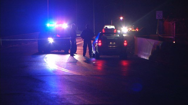 Police were called to the scene to check on a person laying on a bridge in the area. (KCTV5)