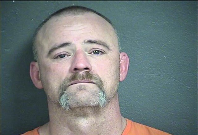 David Wayne Colvin, 45, is charged with involuntary manslaughter.  (Wyandotte County Sheriff's Office)