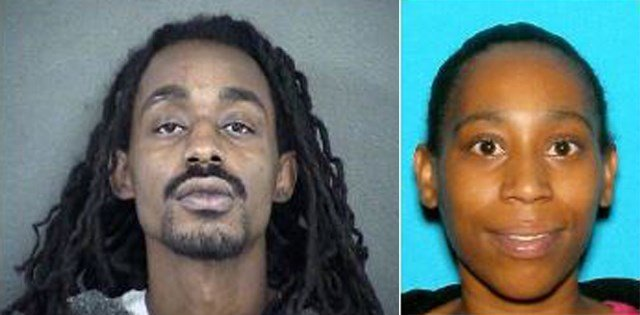 Devondre Sanders, 27, and Sierra Mitchell, 23, have been charged with first-degree murder by the Wyandotte County District Attorney's Office. (Overland Park Police)