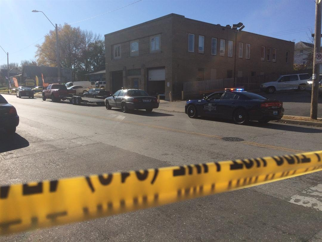 Police are investigating a suspicious death after a shooting Tuesday.  It happened about 11:15 a.m. in the 3900 block of Indiana Avenue. (KCTV5)