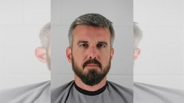 John Austin Panchalk, 42 of Overland Park, was charged in May after two M-67 fragmentation grenades that were not registered to him.(KCTV5)