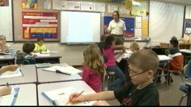 After almost 30 years, the district has scored at full accreditation level. (KCTV5)