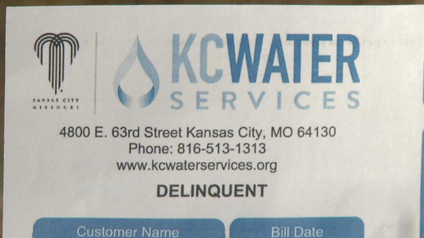 A Claycomo couple owes more than $600 to the water department for an empty lot with no home and no faucet. (KCTV5)