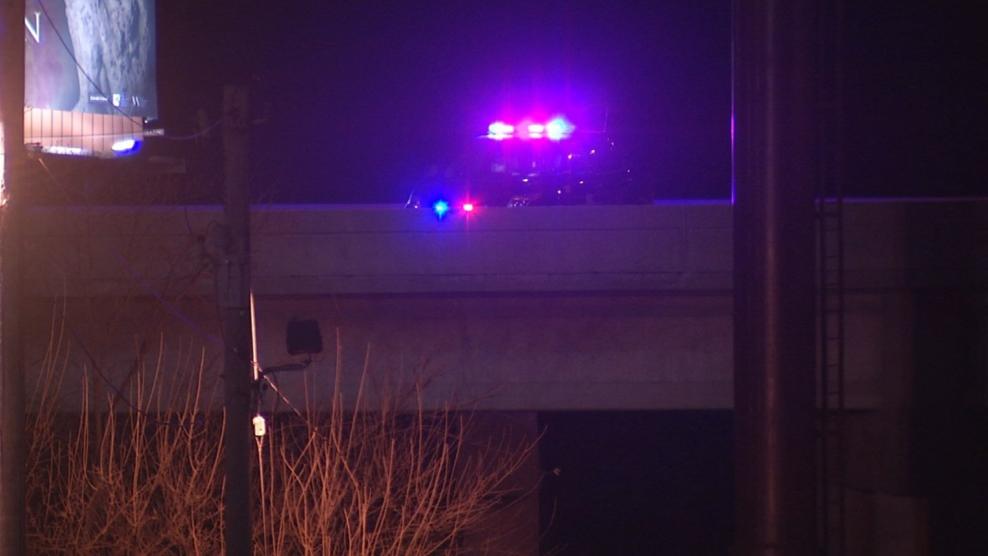 Kansas City police are investigating a homicide that happened on U.S. 71 Highway and 85th Street. (KCTV5)