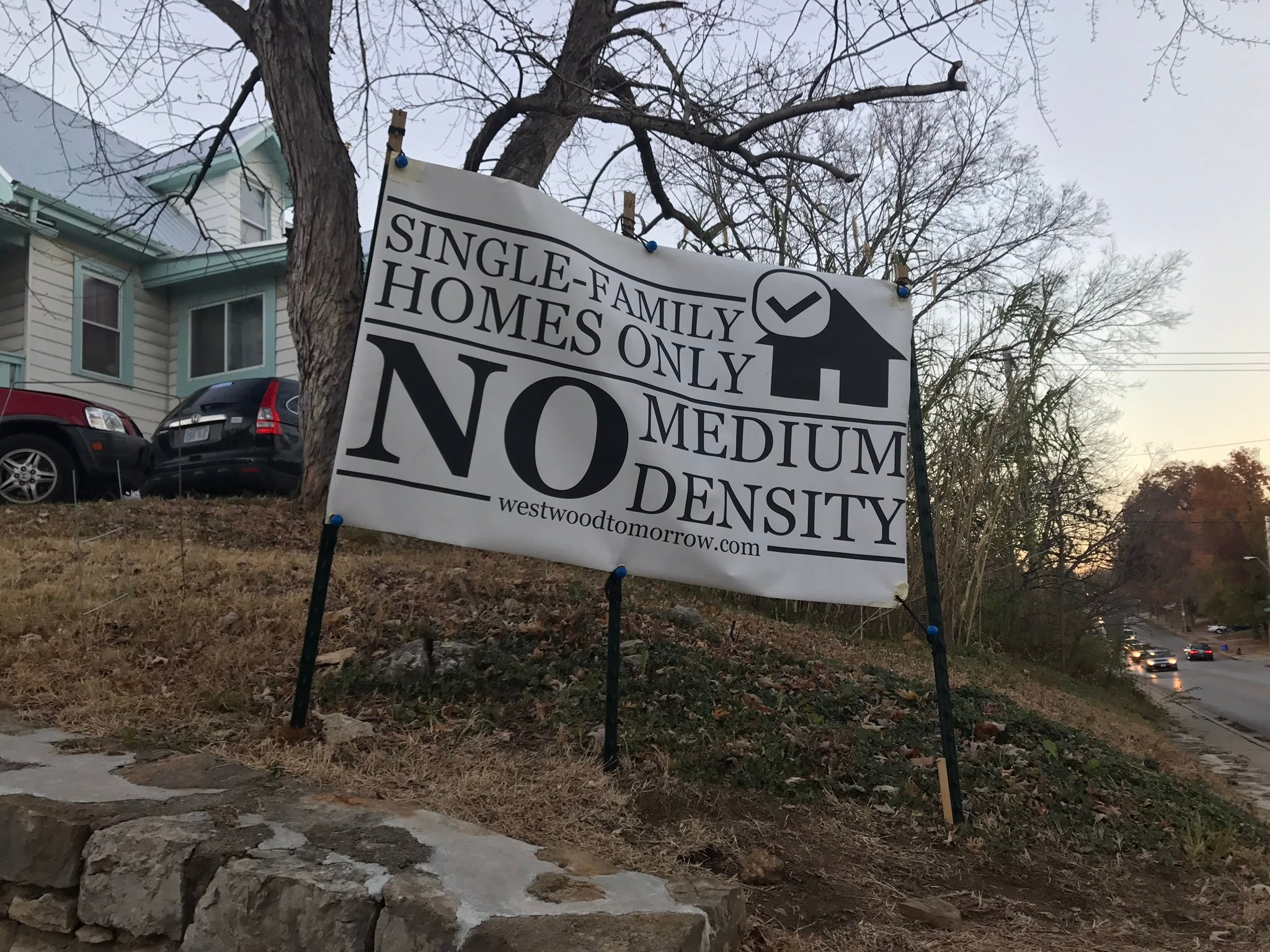 Many Westwood homeowners are joining forces to let the city know they do not want apartments in their city. (KCTV5)