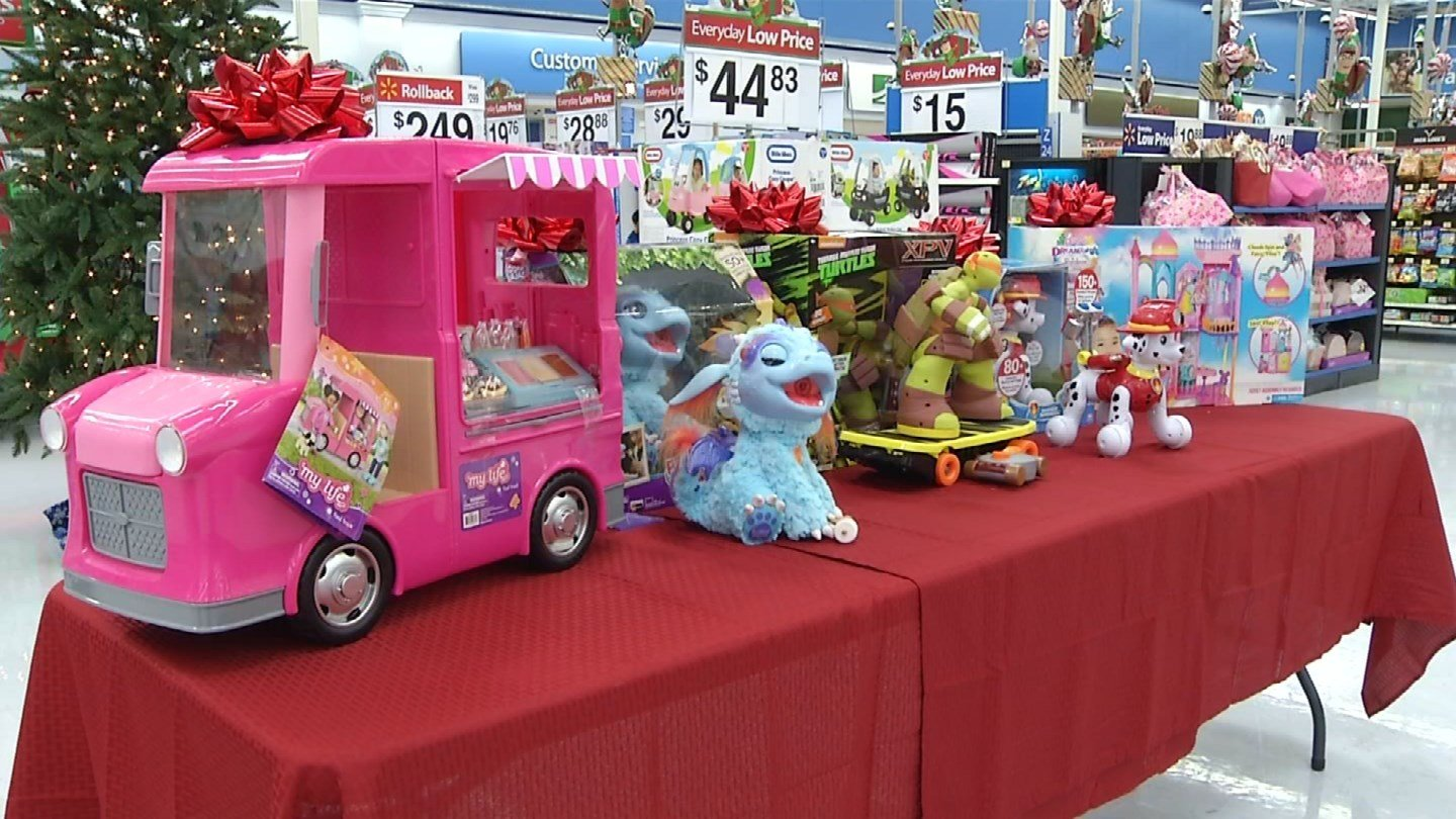 Are you still stressing out over what to wrap under the tree this year? Well, here is an inside look at some of the hottest toys this season. (KCTV5)