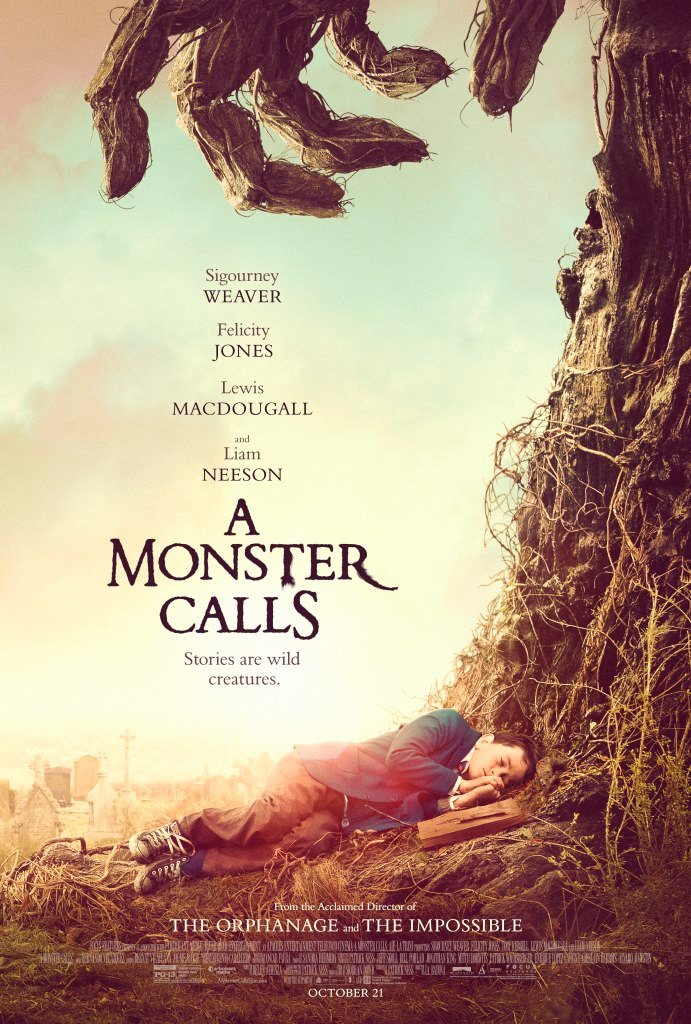 KCTV5 is giving away movie passes to see an advanced screening of A Monster Calls. (Allied Integrated Marketing)