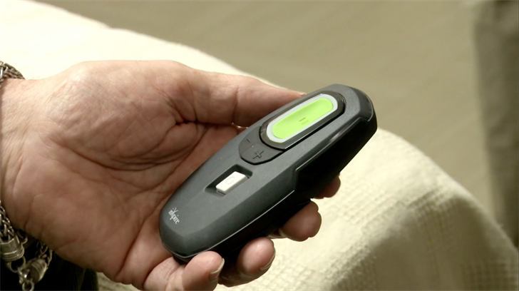 Inspire is the brand name for the surgically implanted device that can replace CPAP therapy for some sufferers. (KCTV5)