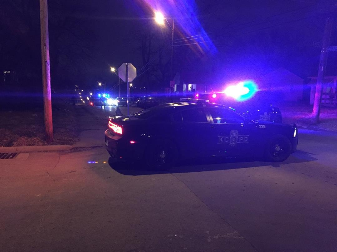 A man was left with life-threatening injuries after being shot with a shotgun. (KCTV)