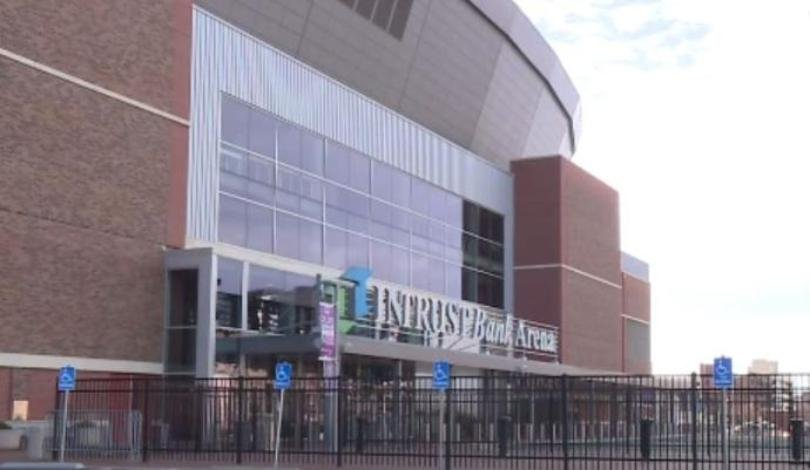 A Red Hot Chili Peppers concert in Wichita has been postponed, presumably due to weather. (KWCH)