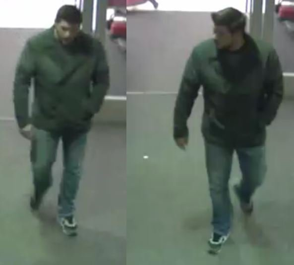 Police are trying to identify this man who exposed himself to women in public. (Olathe Police Department)