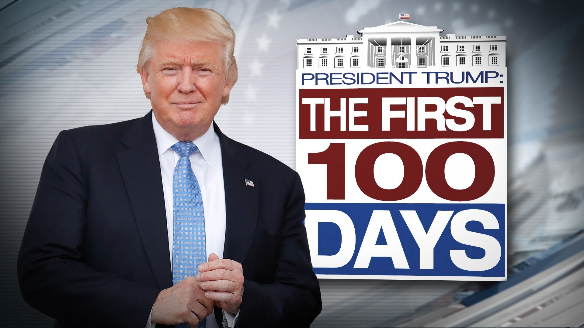 As President Donald Trump settles into the White House, the world waits to see how he'll spend his first 100 days in office. (KCTV5)