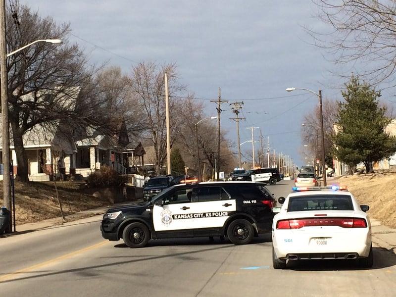 Police Chase Kansas City Ks