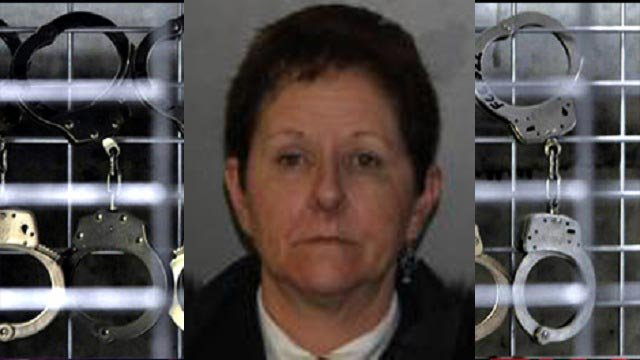 Linda Edmister is accused of driving while intoxicated (Credit: Police)