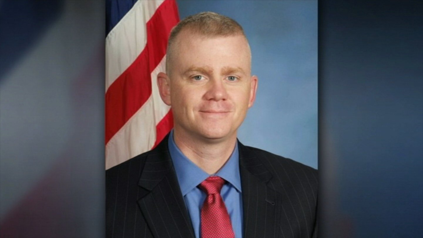 Det. Brad Lancaster headed to Hollywood Casino but had no idea he wasabout to cross paths with a drug-fueled felon who was illegally armed with a gun. (KCKPD)