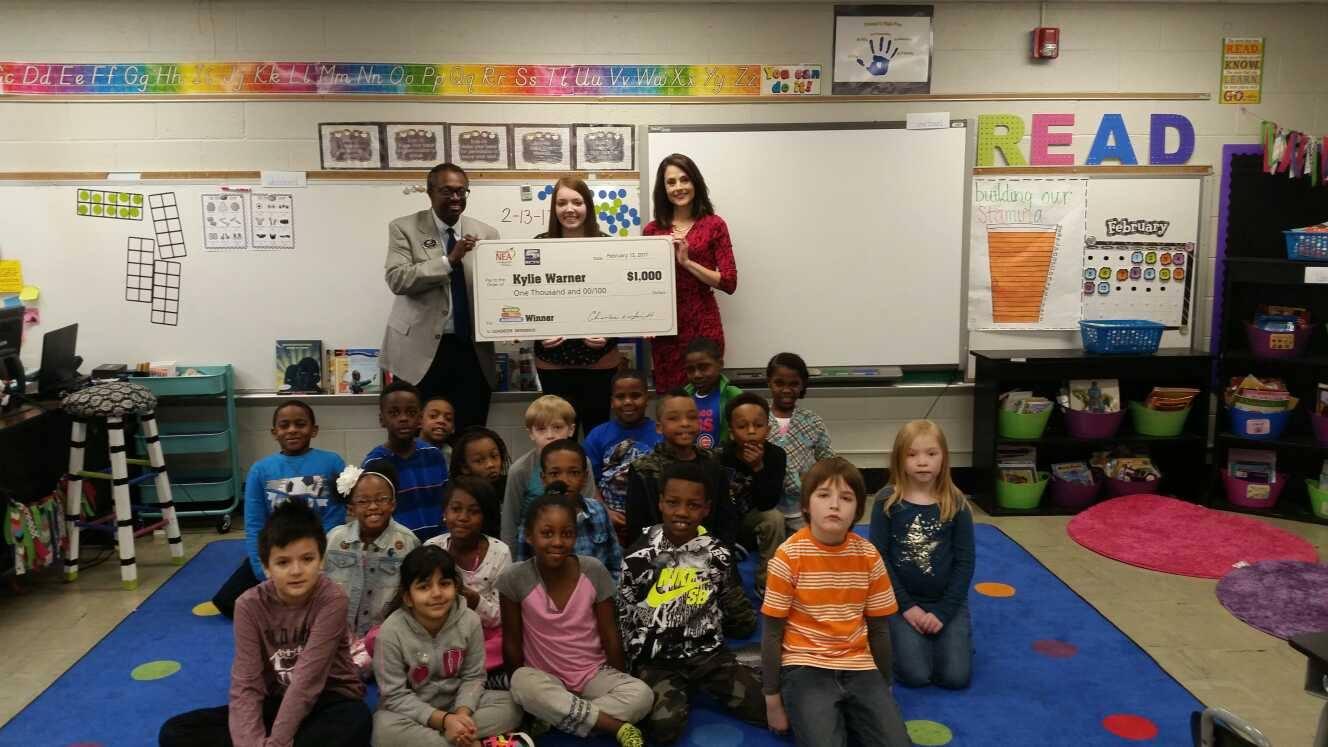 truman elementary school teacher named read to achieve
