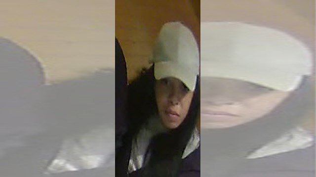 Police are also looking for this woman who may have been a witness. (Lenexa Police Department/KCTV)