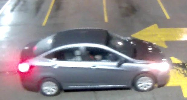 Manning may have been driving this silver Toyota Corolla. (KCTV)