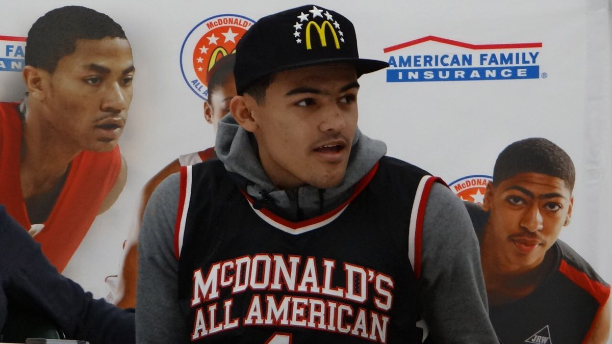 Five-star Norman North point guard Trae Young verbally committed to Oklahoma on Thursday. (Trae Young)